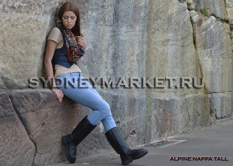 ���� AUSTRALIAN UGG ORIGINAL� Alpine Nappa Tall uggs
