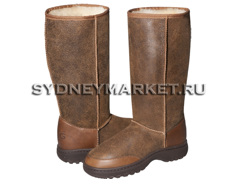 Угги Alpine Nappa Tall uggs