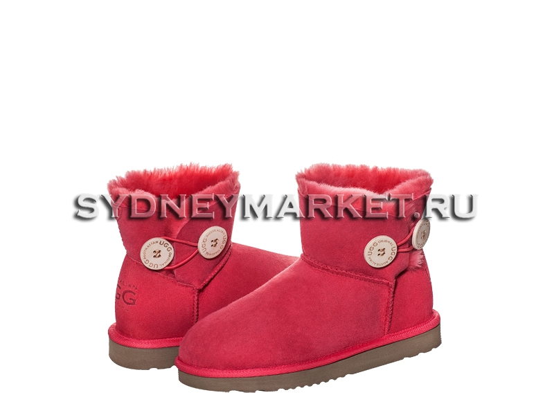 Угги AUSTRALIAN UGG ORIGINAL™ Classic Button Mini
