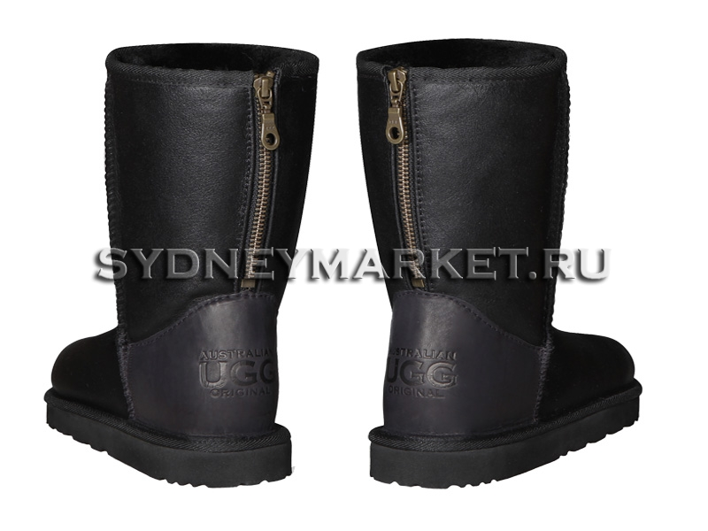 Угги AUSTRALIAN UGG ORIGINAL™ Nappa Short Zipper