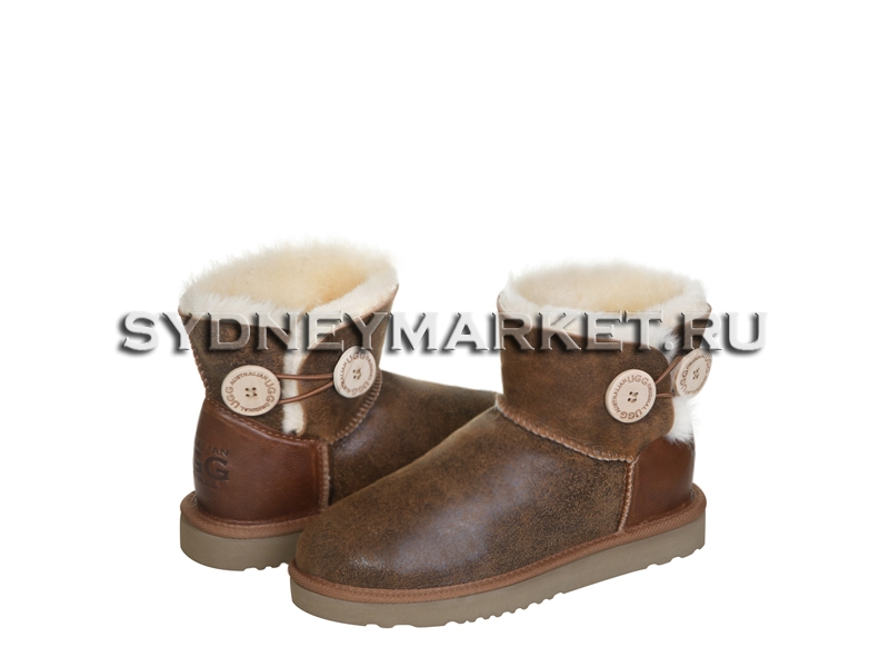 Угги AUSTRALIAN UGG ORIGINAL™ Nappa Button Mini