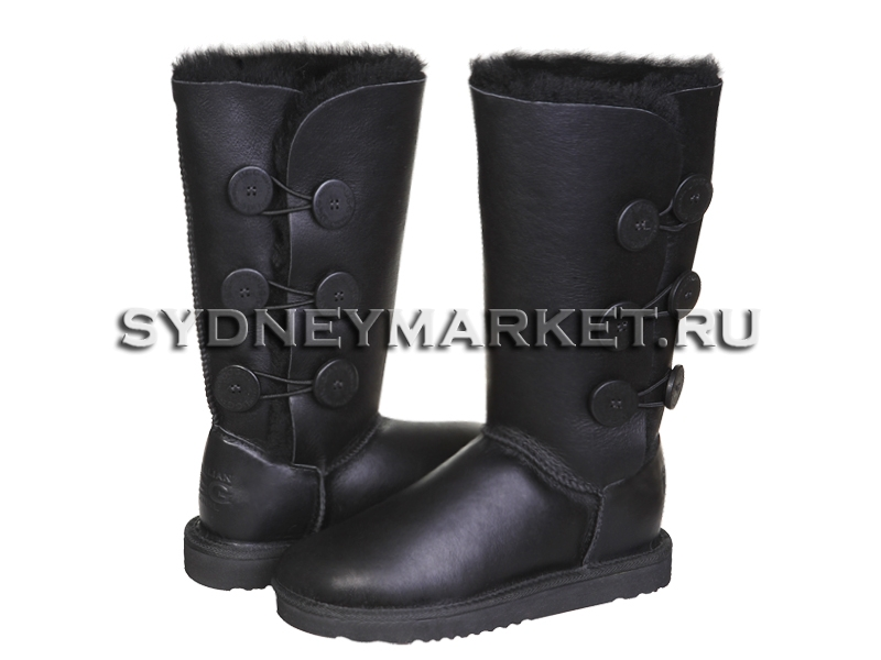Угги AUSTRALIAN UGG ORIGINAL™ Nappa Button Tall
