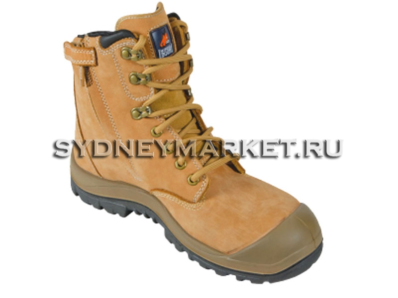 "Ботинки ""Mongrel"" Lace Zip Side Steel Toe R 561050"